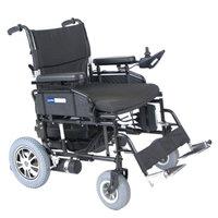 Drive Medical Wildcat 450 Heavy Duty Folding Power Wheelchair 24 Inch Seat