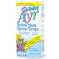 Ayr Baby's Saline Nose Spray
