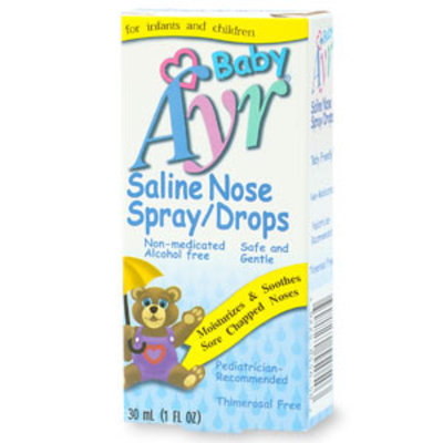 Ayr Baby's Saline Nose Spray