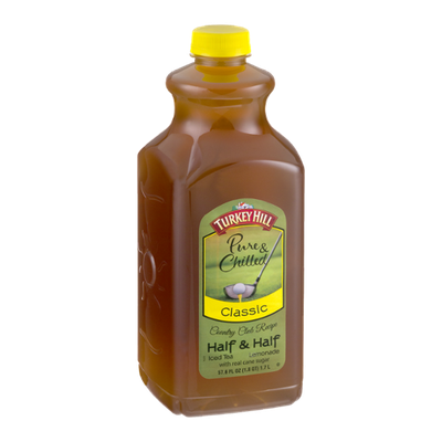 Turkey Hill Pure & Chilled Half & Half Iced Tea/Lemonade Classic