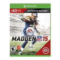 Electronic Arts Madden NFL 15 - Ultimate Edition (Xbox One)