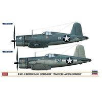01946 1/72 F4U-1 Corsair Birdcage Pacific Aces (2) Ltd