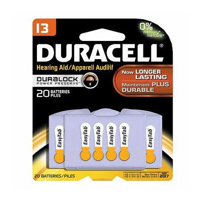 Duracell EasyTab Hearing Aid Batteries #13