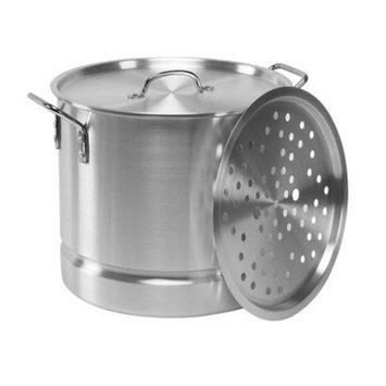 IMUSA Tamale/Seafood Steamer - Aluminum (20 qt.)