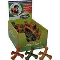 Paragon DPN01161 Cross Bone Dog Treat, 3-1/2-Inch