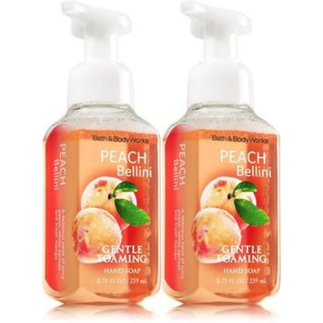 Bath & Body Works Gentle Foaming Hand Soap Peach Bellini