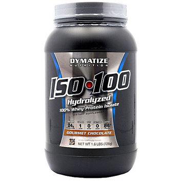 Dymatize Iso-100 Hydrolyzed Gourmet Chocolate 100% Whey Protein Isolate