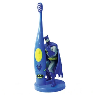 Firefly Kids! Sonic Batman Toothbrush Gift Set, 5 oz