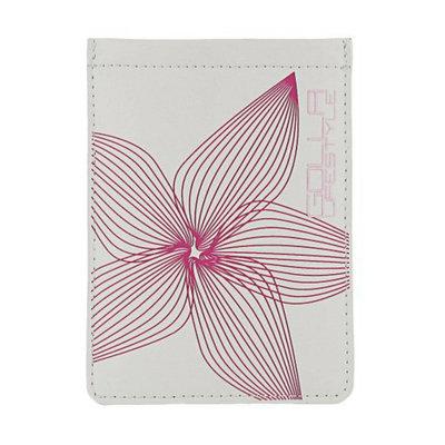 Golla Ida G883 Phone Pocket - White/Pink
