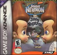 THQ Jimmy Neutron vs. Jimmy Negatron