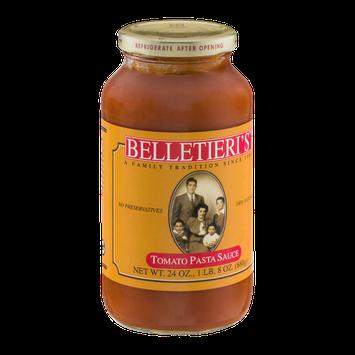 Belletieri's Tomato Pasta Sauce