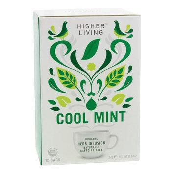Higher Living Cool Mint Tea 24g