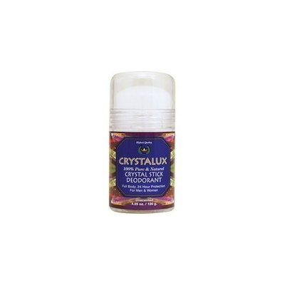 Crystalux Deodorant Crystal Sedona Products Crystalux Large Deodorant Pshup 4.25 oz