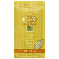 Serenity Chai Vanilla Tea Latte, 1.25-Ounce Packets (Pack of 25)