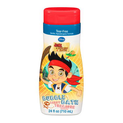 Disney Jake and the Never Land Pirates Berry Treasure Bubble Bath