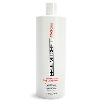 Paul Mitchell Color Protect Daily Conditioner, 33.8 Ounce