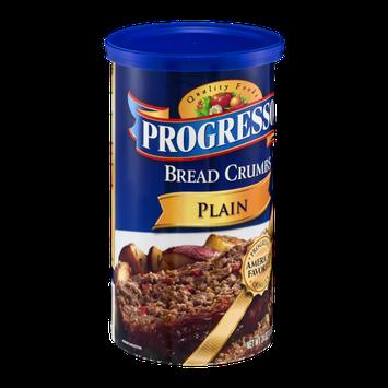 Progresso Plain Bread Crumbs