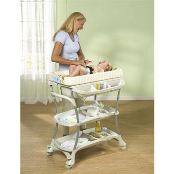 Primo Euro Spa Baby Bath and Changing Table, 1 ea