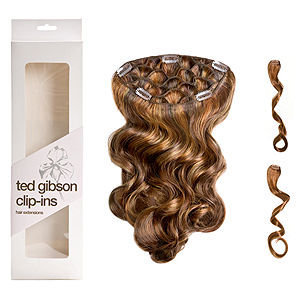 Ted Gibson 3 piece Clip In Hair Extension