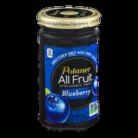 Polaner All Fruit Spreadable Fruit Blueberry