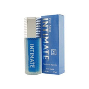 Intimate Blue By Jean Philippe Eau De Toilette Spray 3.4 Oz For Men