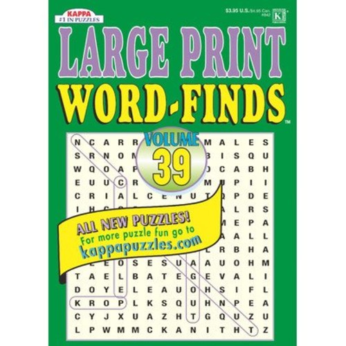 Universal Map Large Print Word Find Puzzles Volume 194 ~ Word Search Puzzle Book 8