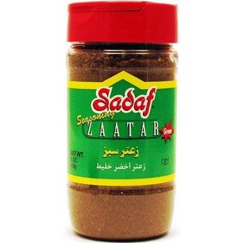 Sadaf Zaatar Green, 6-Ounce (Pack of 5)