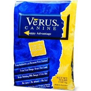 Verus Puppy Advantage Formula Dry Dog Food 30lb