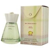 BABY TOUCH by Burberry EDT ALCOHOL SPRAY 3.3 OZ for WOMEN