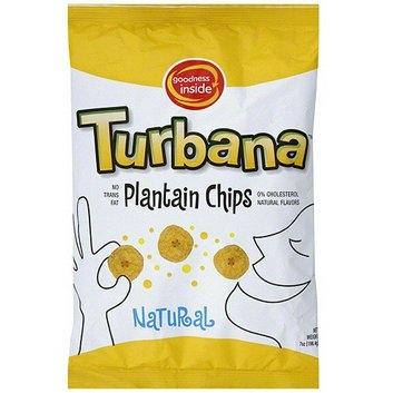Turbana Plantain Natural Chips