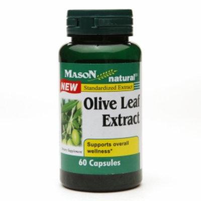Mason Natural Olive Leaf Extract, Capsules, 60 ea