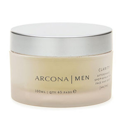 ARCONA   MEN Clarity - Aftershave/Spot Repair for Face and Body [AM/PM]