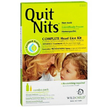 Quit Nits Complete Head Lice Kit