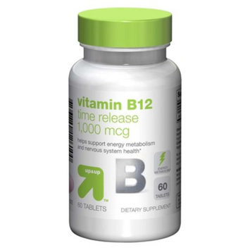 up & up up&up Vitamin B12 Extended Relief 1000 mcg Tablets - 60 Count