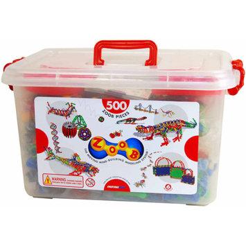 Infinitoy Alex Brands ZOOB 0Z11500 ZOOB 500-Piece Set with Storage Tub