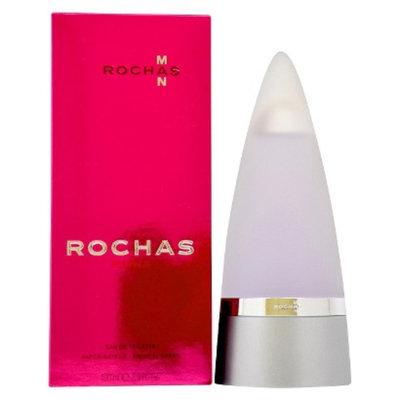 Men's Rochas Man by Rochas Eau de Toilette Spray - 3.4 oz