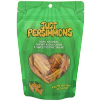 Just Tomatoes, Etc Just Tomatoes Just Persimmons, 4 Ounce Pouch (Pack of 4)
