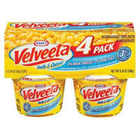 Kraft Velveeta 2% Milk Shells & Cheese Cups 2.19 oz 4 pk