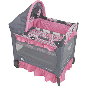 Graco - Travel Lite Portable Mini Playard with Baby Bassinet