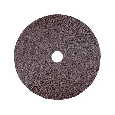 CGW Abrasives Resin Fibre Discs, Aluminum Oxide - 9x7/8 24 grit alum oxresin fibre disc (Set of 10)