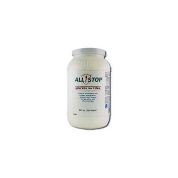 All Stop AS00086 Medicated Skin Cream - 64 oz