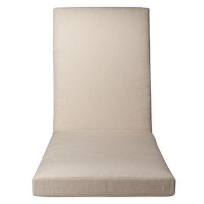 Smith & Hawken Premium Quality Solenti Chaise Cushion - Cream