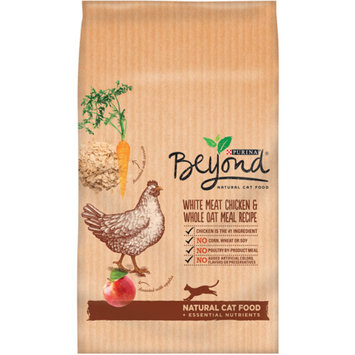 Beyond123 Purina Beyond White Meat Chicken and Whole Oat Meal Recipe Cat Food Bag, 6 lbs