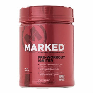 MARKED Pre-Workout Igniter