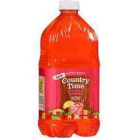 Country Time Strawberry Lemonade Flavored Drink Bottle