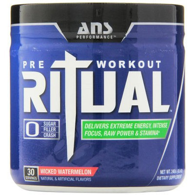 ANS Performance - Ritual Pre-Workout Wicked Watermelon - 240 Grams