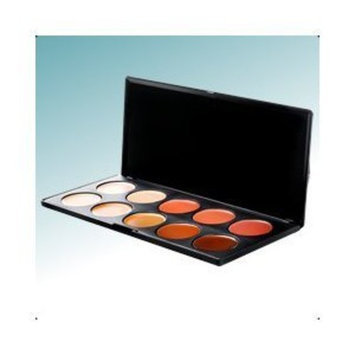 Bhcosmetics BH Cosmetics 10 Color Camouflage and Concealer Palette