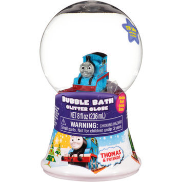 Thomas the Train Thomas & Friends Bubble Bath Glitter Globe, 8 fl oz