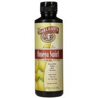 Barlean's Lemon Zest Fish Oil Swirl, 12-Ounce