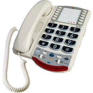 Clarity 54000.001 Talking-Keypad Amplified Phone